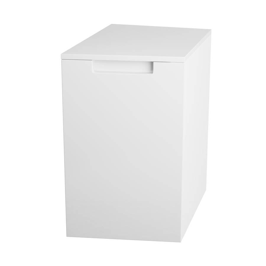 Cassellie Henley 300mm Gloss White Right Hand Side Cabinet-1
