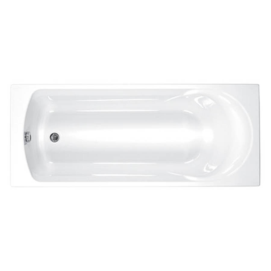 Carron Arc 1500 x 700mm Single Ended 5mm Acrylic Bath