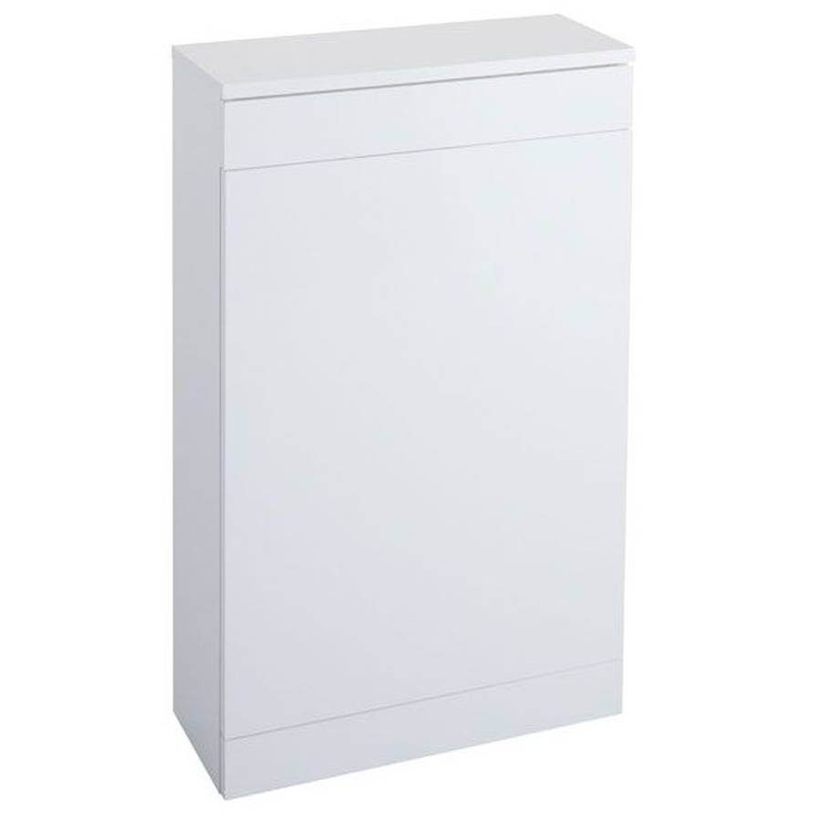 WS-Cassellie Idon 500mm Gloss White WC Unit-1