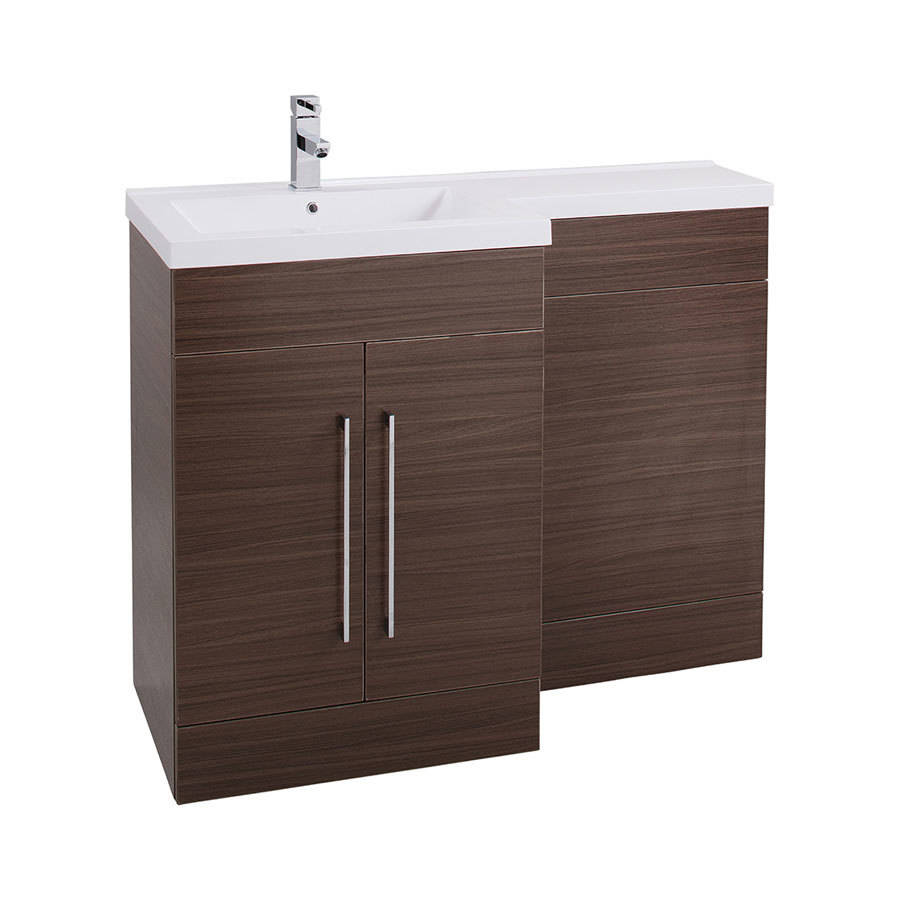 WSB-Cassellie-Maze-L-Shaped-1090mm-Walnut-Combination-Unit-with-LH-Mid-Edge-Basin-1