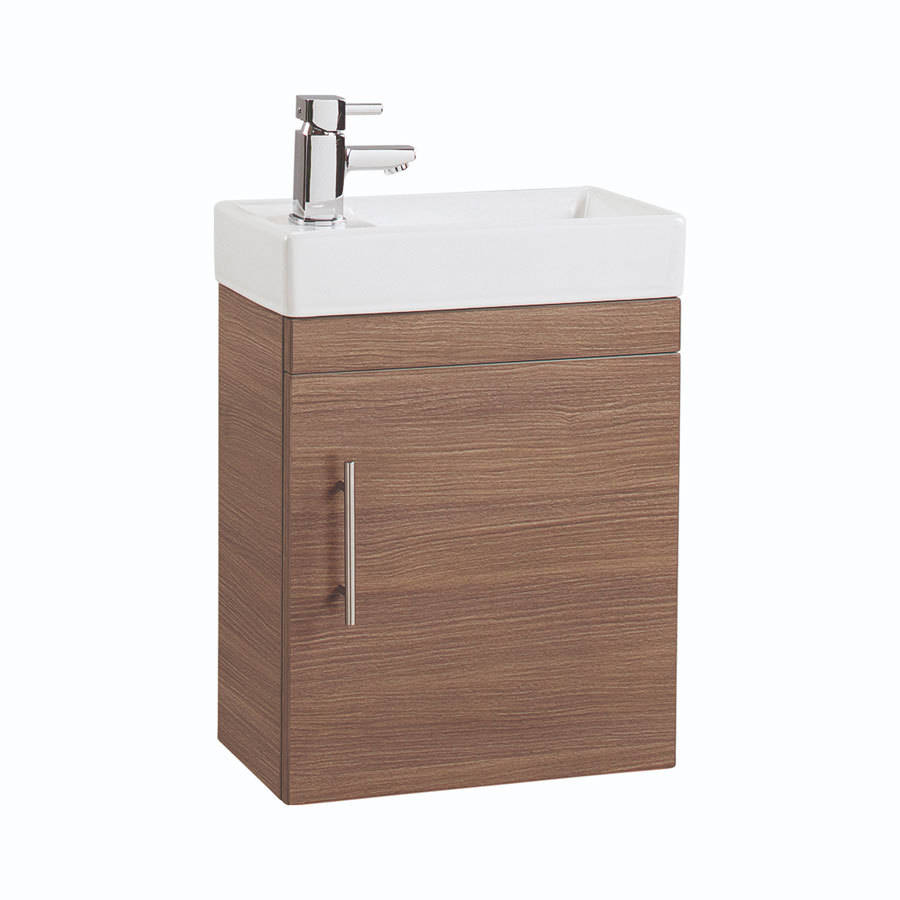 WSB-Cassellie-Cube-400mm-Medium-Oak-Single-Door-Wall-Hung-Vanity-Unit-&-Basin-1