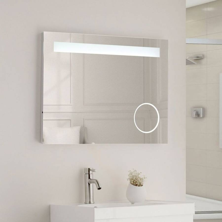 WS-Cassellie 800mm LED Wide Magnifying Mirror-2