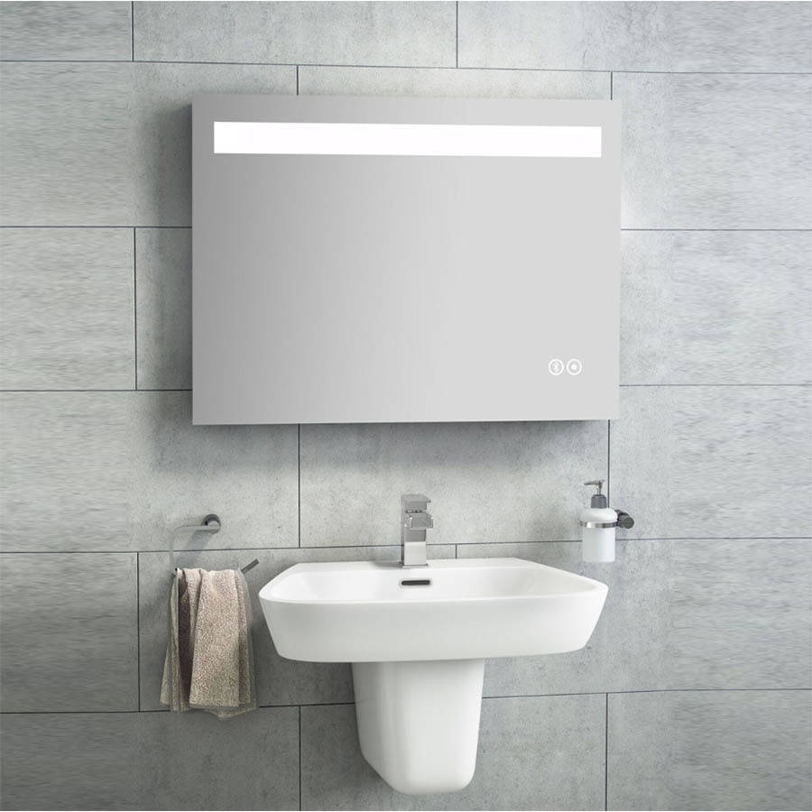WS-Cassellie 1200mm LED Wide Bluetooth Mirror-2