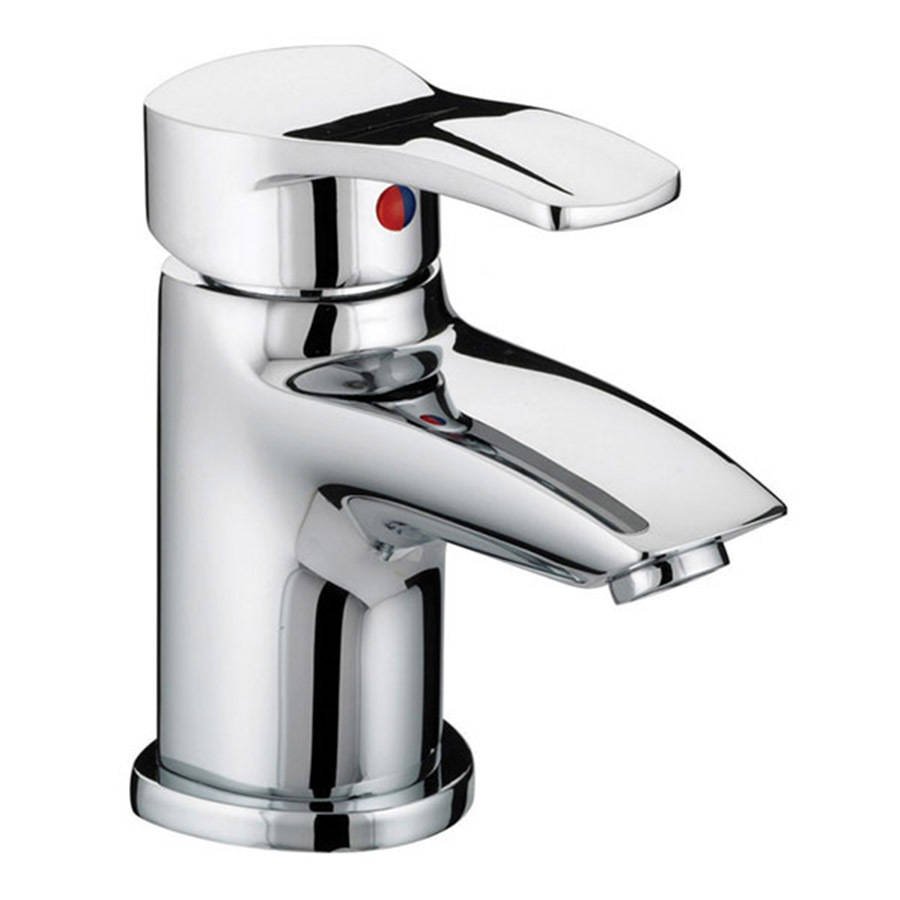 WS-Bristan Capri Basin Mixer with Eco-Click and Pop-Up Waste-1