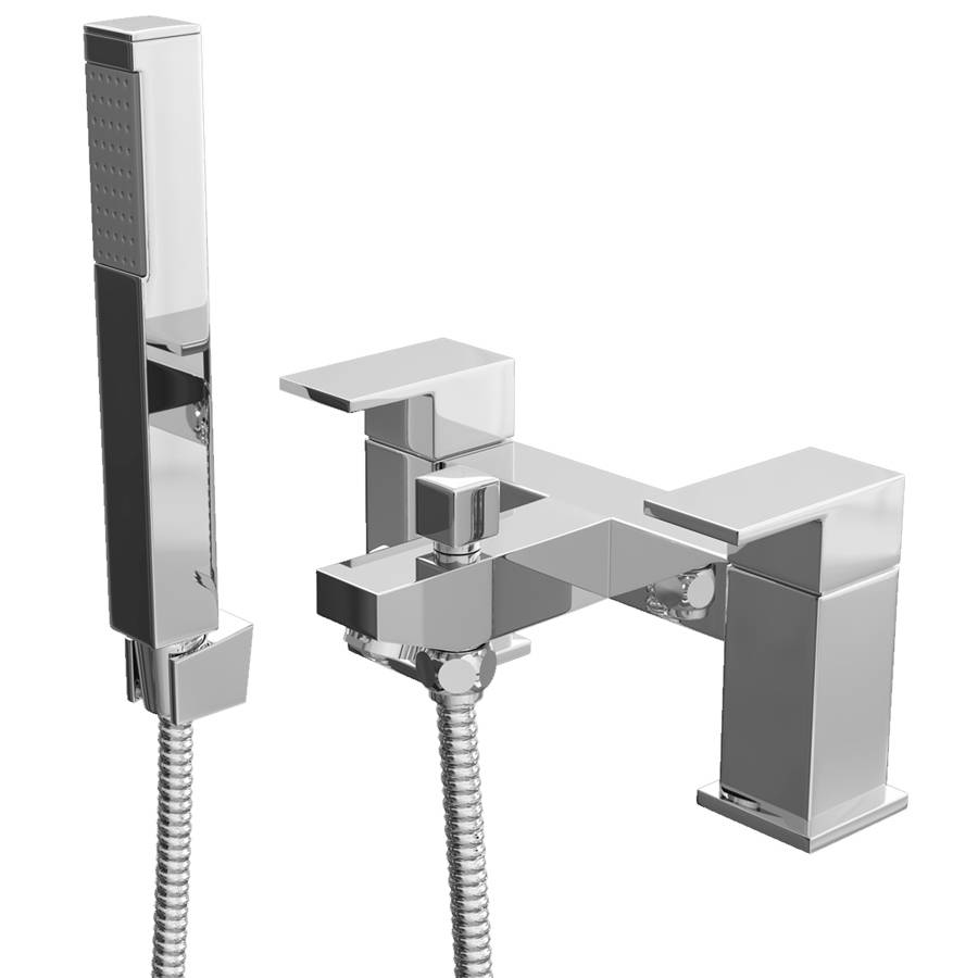 Cassellie Form Bath Shower Mixer Tap-1