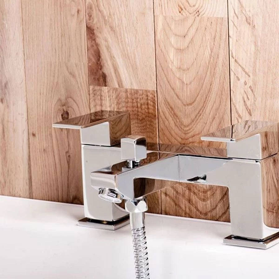 Cassellie Form Bath Shower Mixer Tap-2
