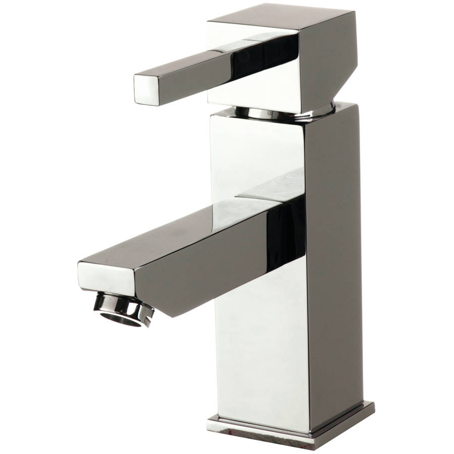 Cassellie Emperor Mono Basin Mixer Tap with Click Clack Waste-1