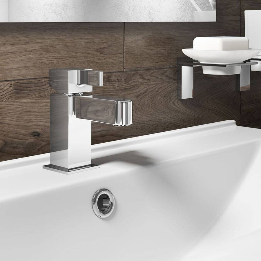 Cassellie Mode Mono Basin Mixer Tap-3