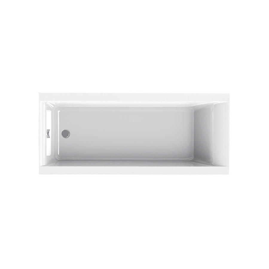 Carron Urban 1700 x 725mm Single Ended 5mm Acrylic Bath-1