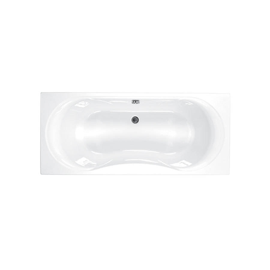 WSB-Carron Arc 1800 x 800mm Double Ended Carronite Bath-1