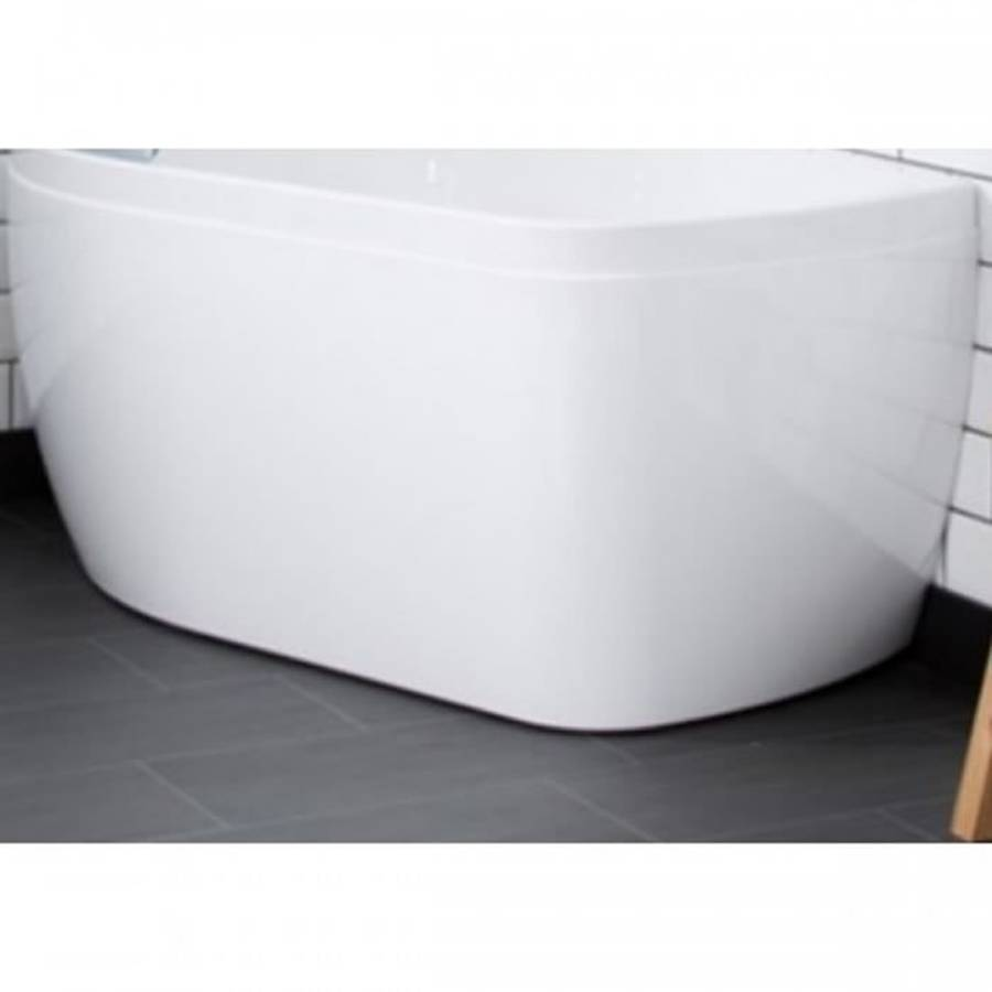 Carron Profile LH Standard Curved Panel 1500 x 540mm-1