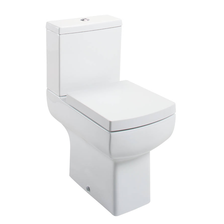 WS-Cassellie Daisy Lou Comfort Height Close Coupled Pan, Cistern & Wrapover Seat-1